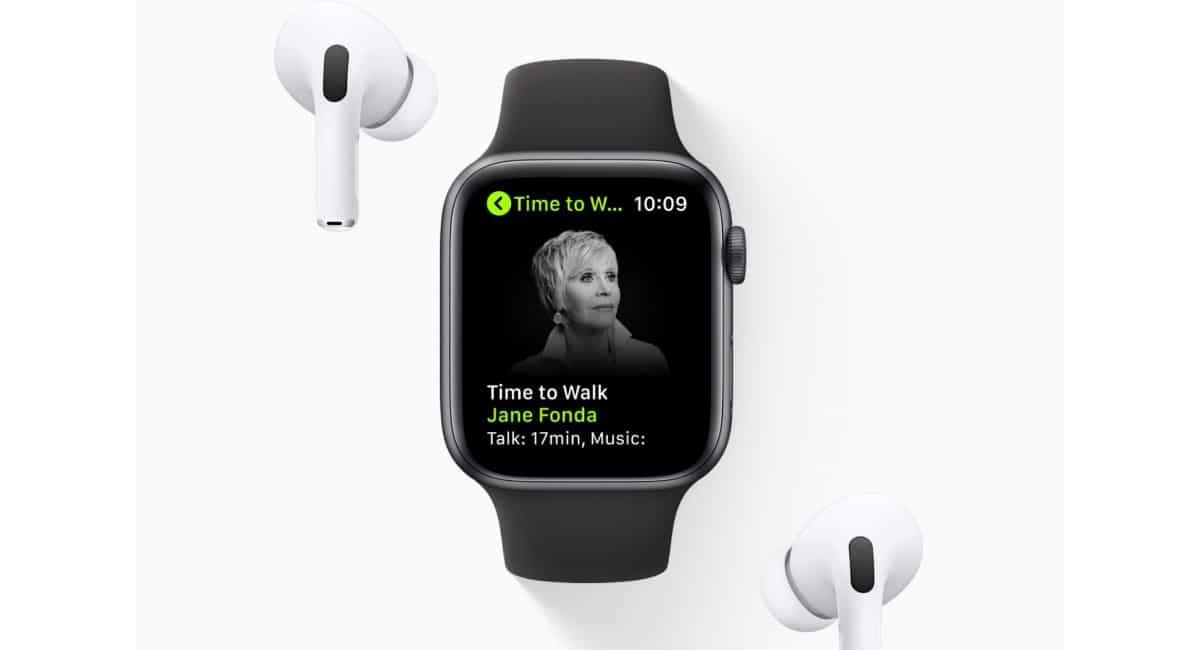 Apple nos invita a dar un paseo con Jane Fonda en el Día de la Tierra