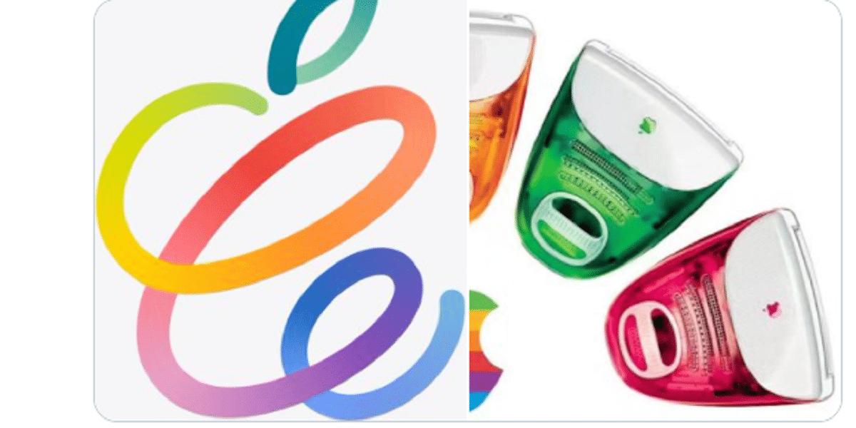 L0vetodream anuncia nuevos iMac para el día 20 con diferentes colores