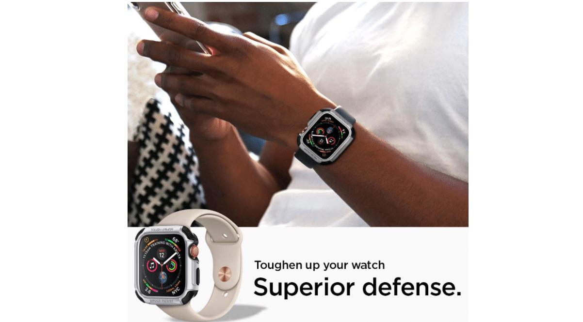 Funda de spigen para Apple Watch