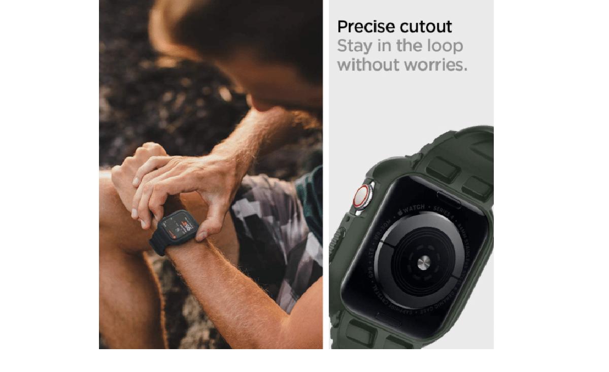 Funda Spigen para el Apple Watch