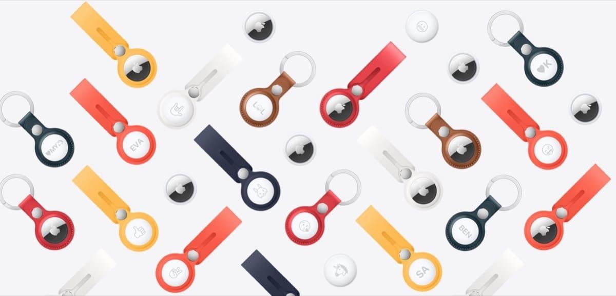 AirTags accesorios