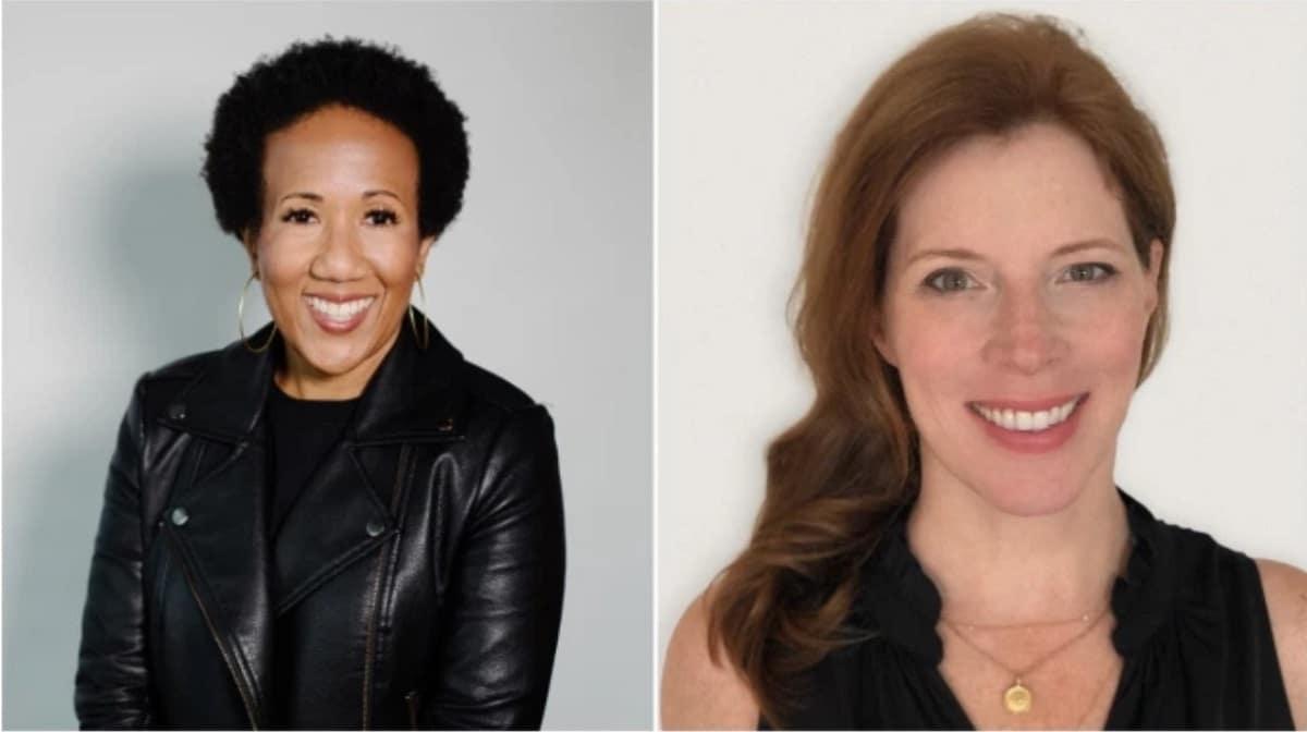 Erika Clarke & Colleen Grogan