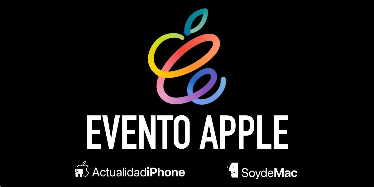 Evento directo Apple