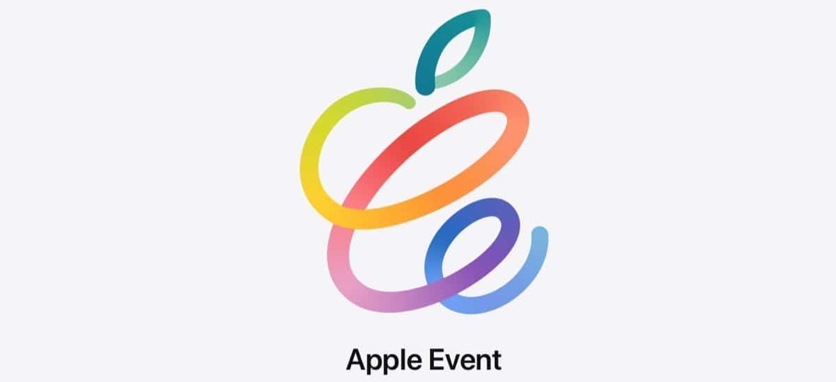 Evento Apple abril 2021