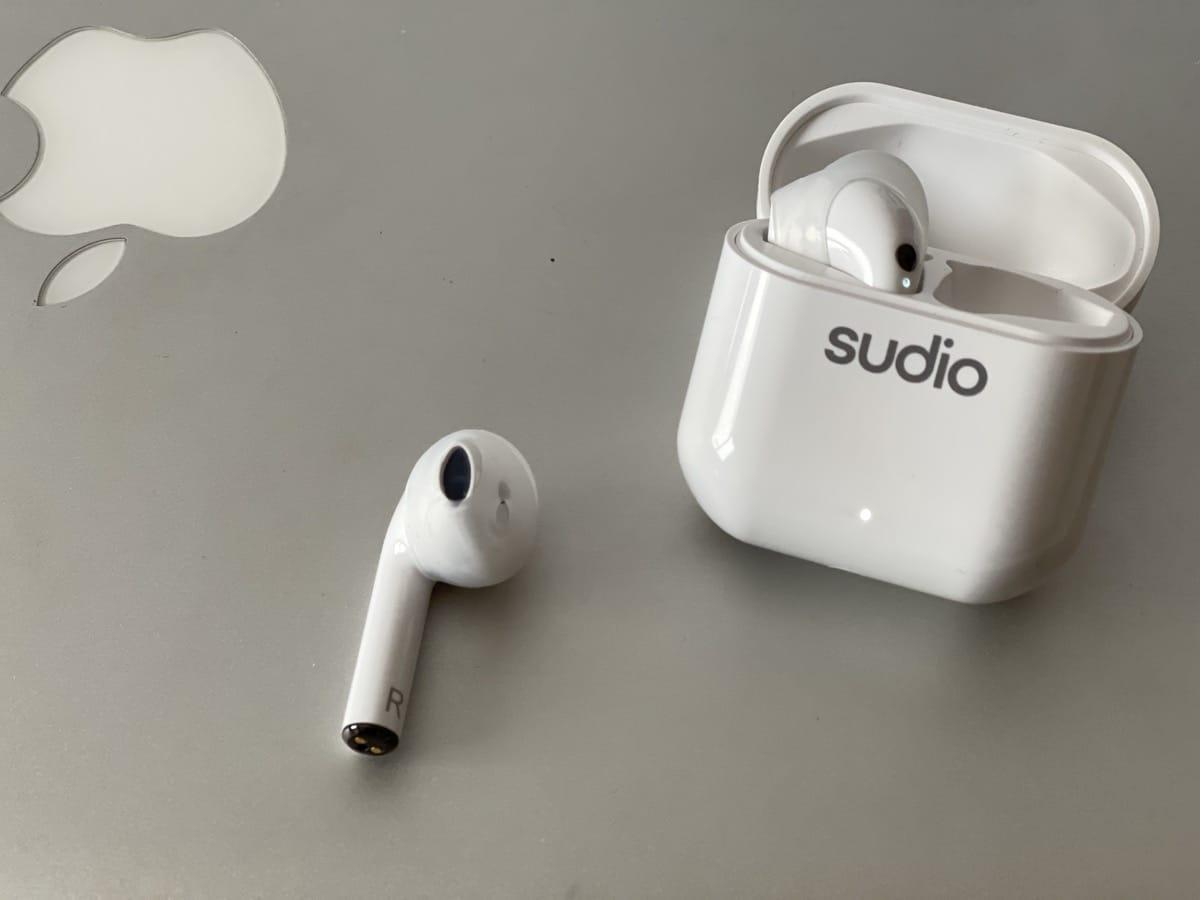 Sudio Nio, antes de comprar los AirPods mira estos auriculares