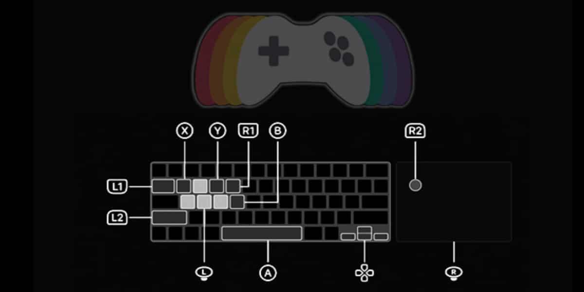 teclado juegos