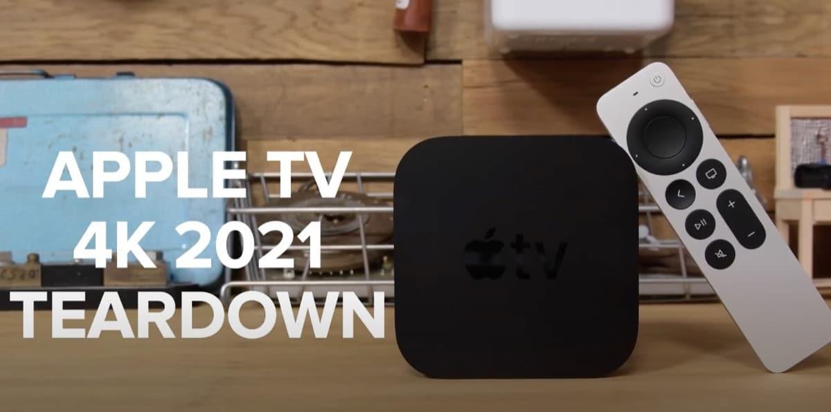iFixit Apple TV 4K