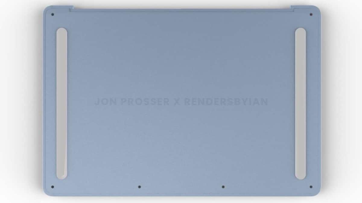 Render MacBook Air