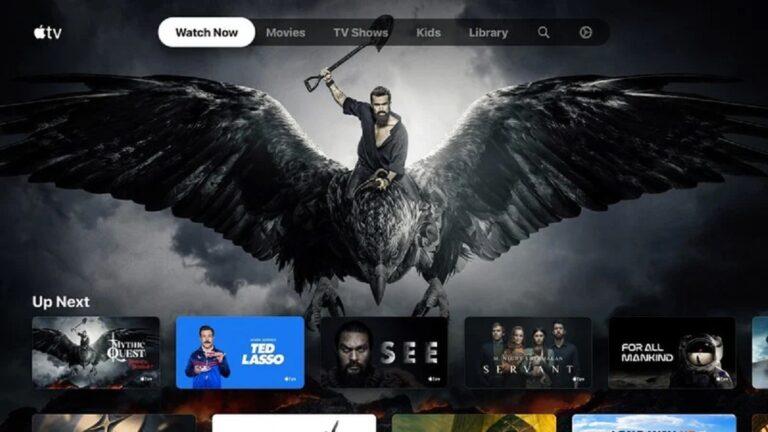 Apple Tv en Xbox