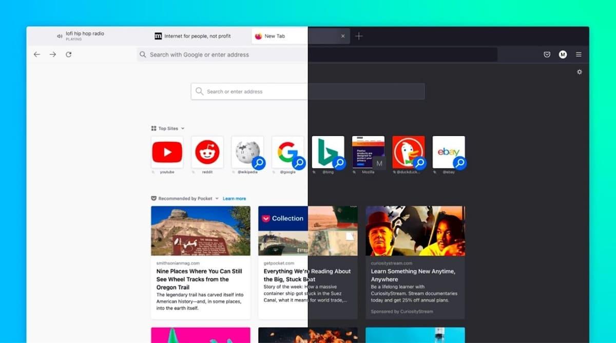 Firefox 89