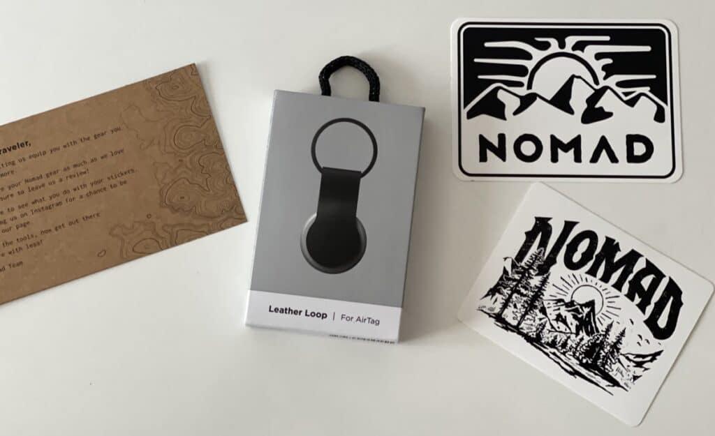 Leather Loop Nomad