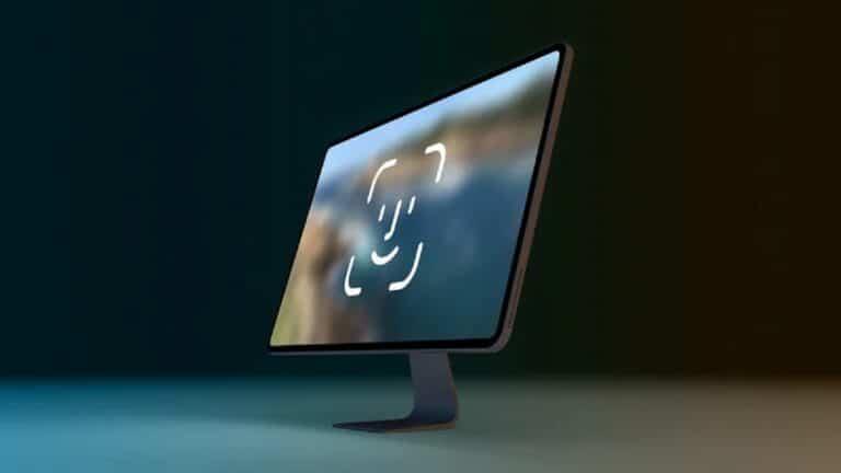Face ID en el iMac