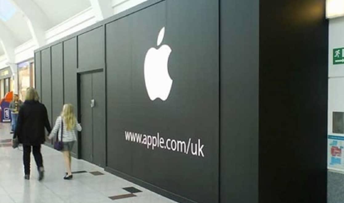 Uk y Apple