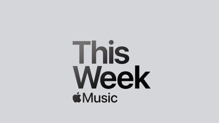 Esta semana en Apple Music