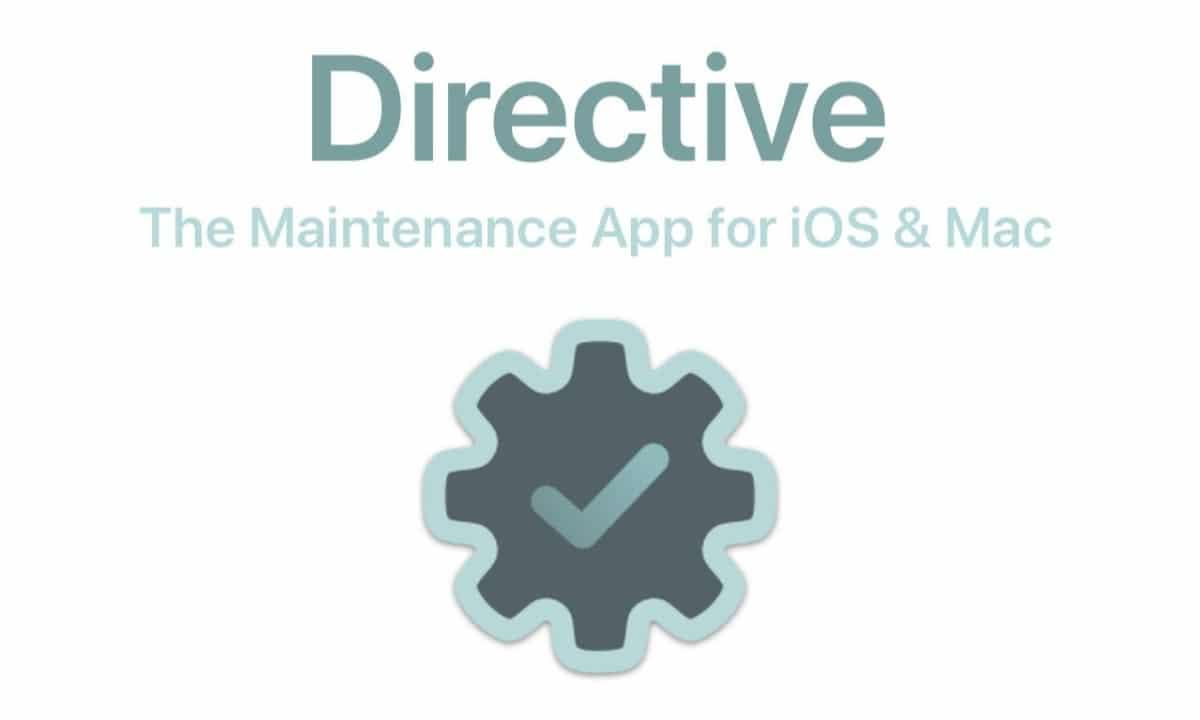 Directive para Mac