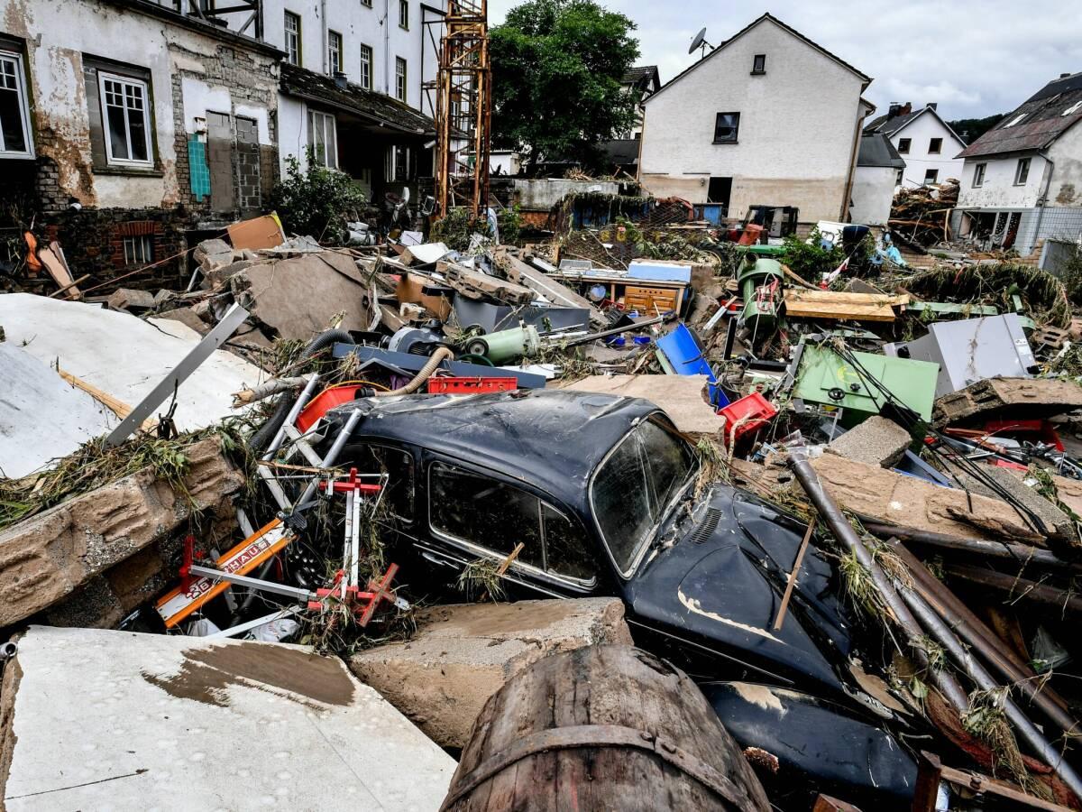 inundaciones Alemania