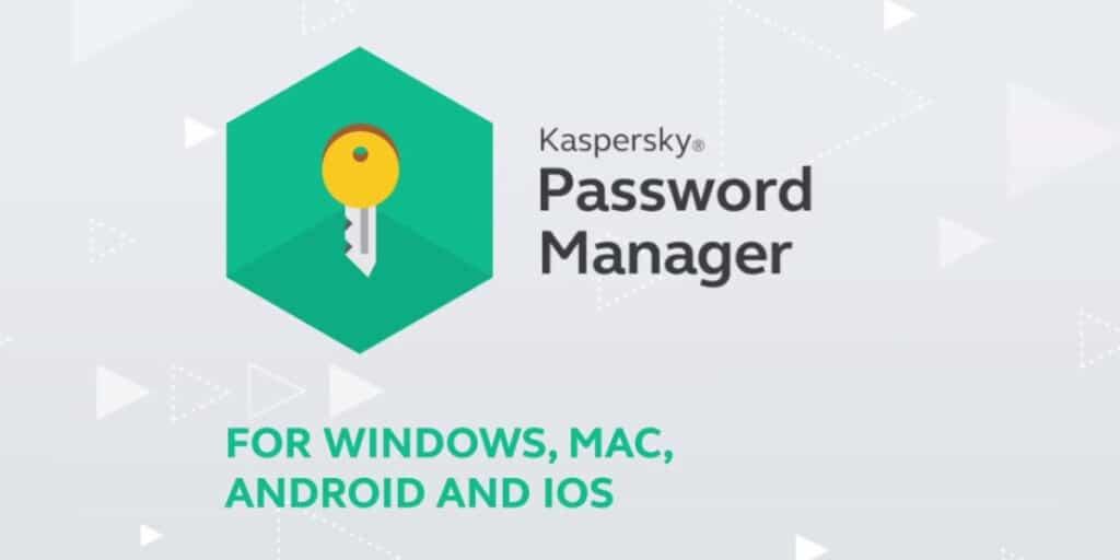 Kaspersky Password Manager telah membuat kata sandi yang ...