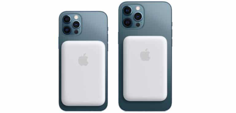 Batería MagSafe iPhone 12