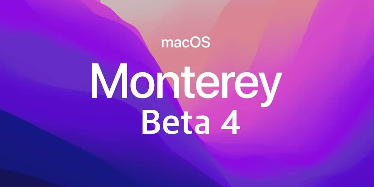 Disponible macOS Monterey beta 4 con Live Text para los Macs con Intel y M1