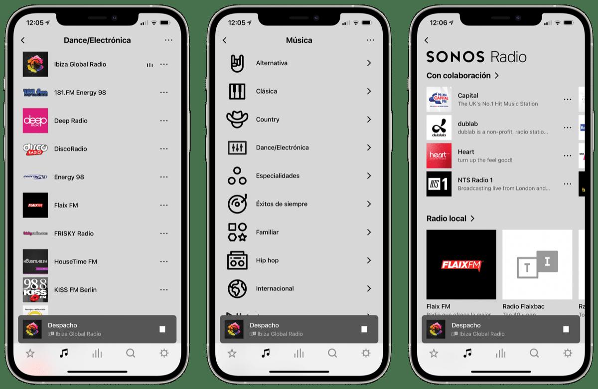 Sonos Radio puede ser tu aliado este verano