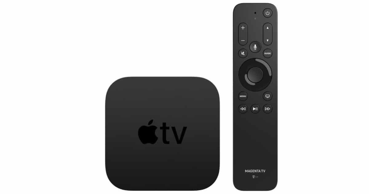 Mando universal Apple TV