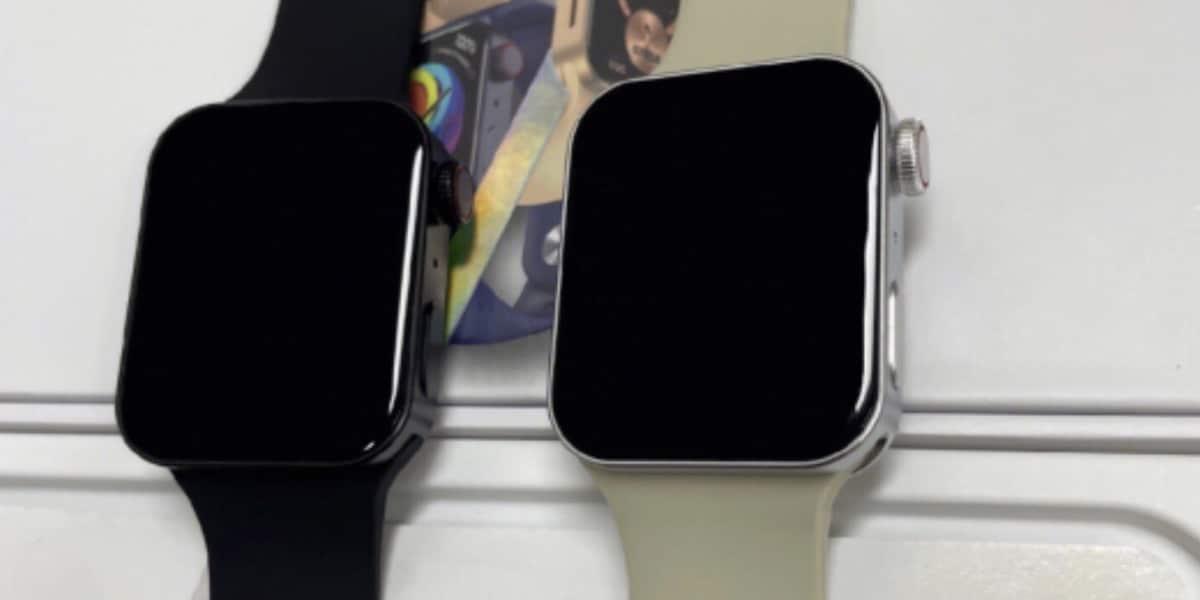 Apple Watch Clon Chino