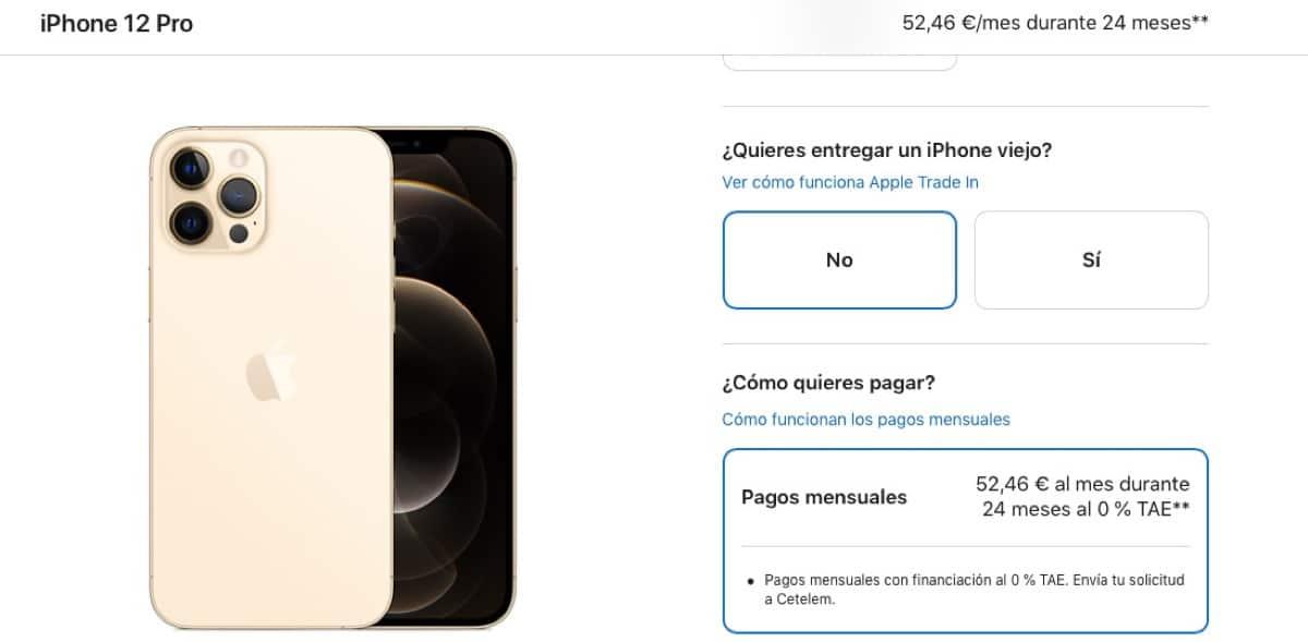 Financiación iPhone