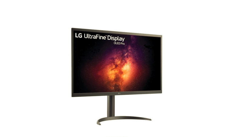 LG ultrafine 4K OLED 32 pulgadas
