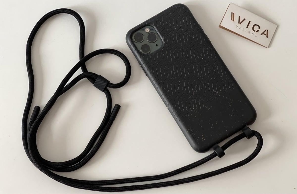 Vica funda cordón iPhone