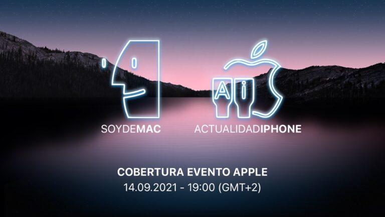 Evento Apple Soy de Mac