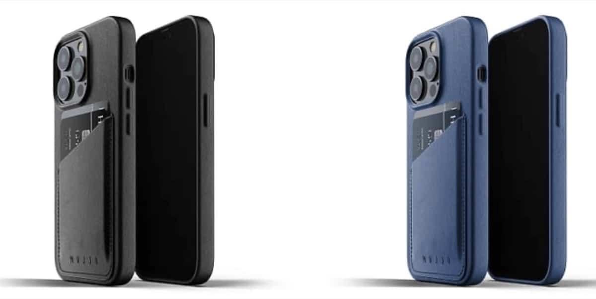 Mujjo fundas iPhone 13