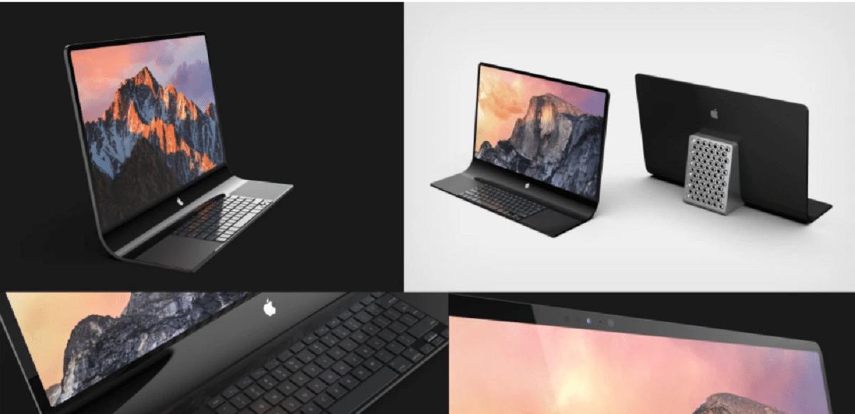 Nueva patente de Apple para iMac y MacBook