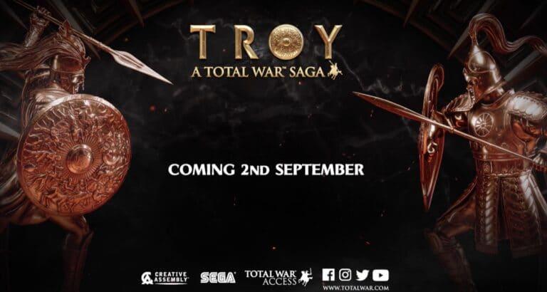 Total War Saga: TROY y MITHOS expansion pack
