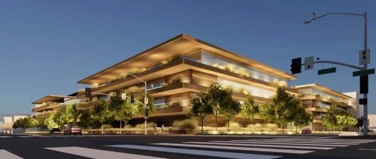 Oficinas de Apple en LA