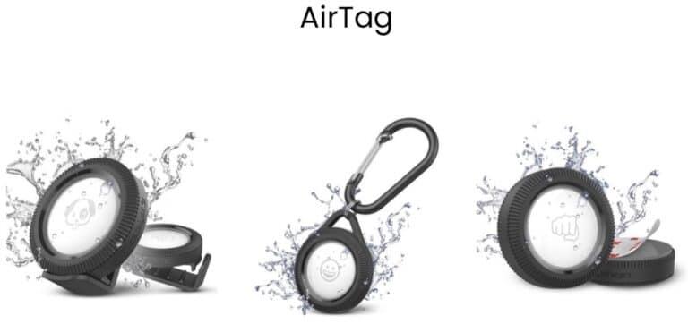 Catalyst AirTags