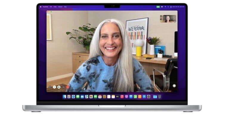 Notch en el MacBook Pro